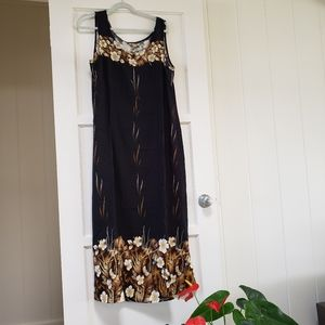 Paradise Bay made in Hawaii dress 2x